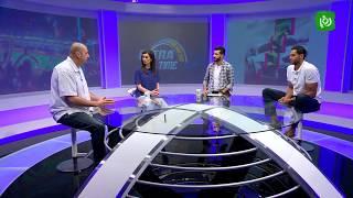 محمد شاهر ونهاد ماضي - الفوز بكأس السلة التصنيفي