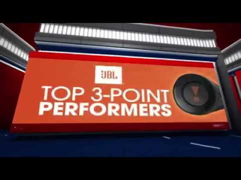NBA on TNT   This week's top 3PT performers
