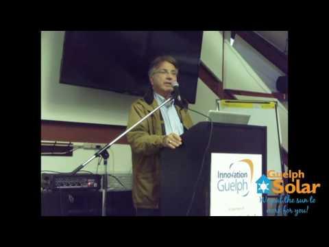 2016 Guelph Solar Success Seminar