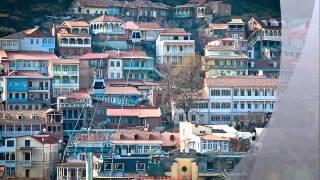Фильм посвящен прекрасному городу. (Тбилиси-2013г.)