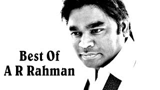 Best Of A R Rahman | Bollywood Movie Audio Jukebox | A R Rahman Hit Songs