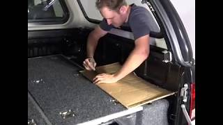 DIY install of Titan Rear Drawer Wings – 3 essential tips