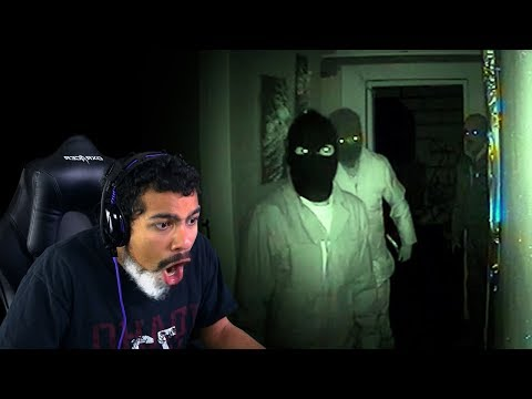 I BARELY SURVIVED THIS HOME INVASION! | Last Night at Home |