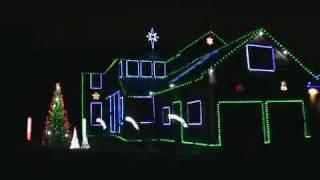 Sandstorm Techno 2009 - MattsonLights.com - Computerized Christmas Lights