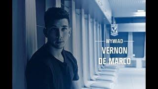 Vernon De Marco: Jestem szczęśliwy, że mogę pomagać drużynie