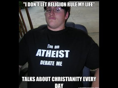 Atheism is a religion and everyone has bias