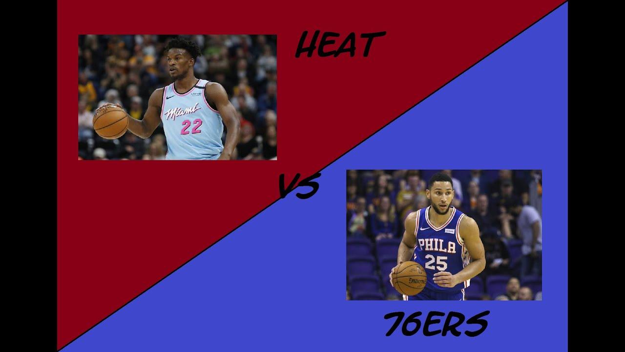 Heat vs 76ers Game 5 NBA Playoffs 2020 - YouTube