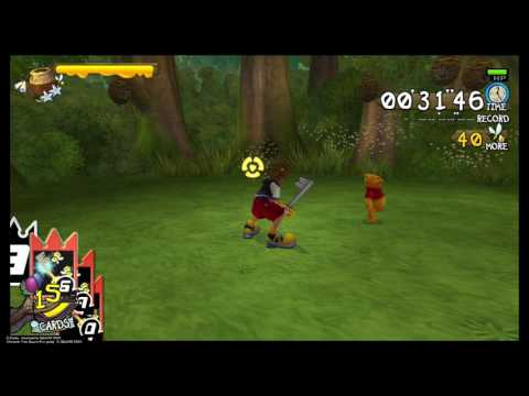 KINGDOM HEARTS - HD Chain of Memories - Bee Buster Trophy