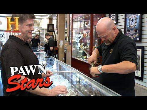 Pawn Stars: Civil War Infantry Sword | History