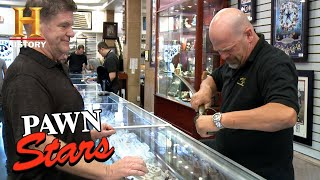 Pawn Stars: Civil War Infantry Sword | History