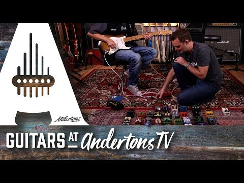 Lee & Pete's Favourite Pedals for playing the blues – Part 2, the Full Story