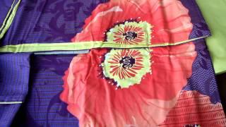 Постельное бельё из сатина - А - Shahirizada(Постельное бельё из сатина - А - Shahirizada Ткань: сатин Состав: 100% хлопок Основной цвет: фиолетовый Плотность:..., 2014-03-24T13:46:55.000Z)