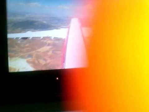 Iberia tail camera madrid landing