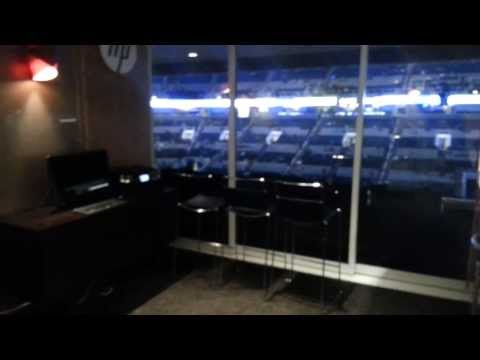 SAP Center Private Suite