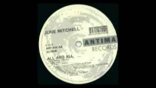 June Mitchell-All and All(Ethos mama in dub)mix 1992