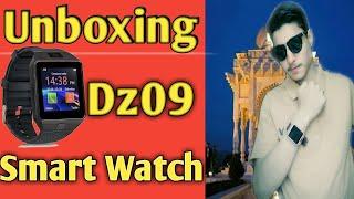 Unboxing Dz09 Smart Watch || Reviewing Dz09 Smart Watch