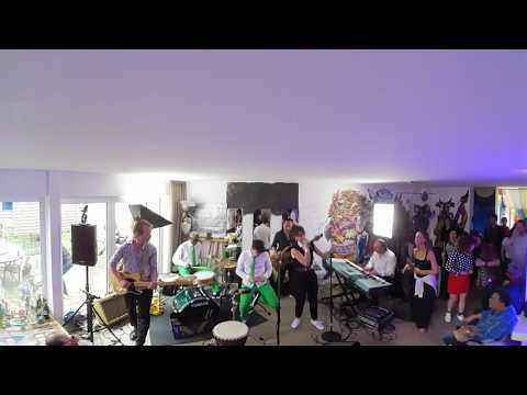 LoVart Features - The Jamal Thomas Band - 360° living room concert