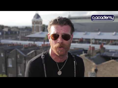 Eagles of Death Metal Interview - Fired by Guns N' Roses Mp3