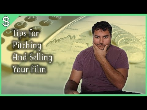 6 Tips for Pitching your Film to Investors