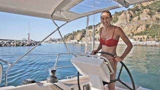 Sailing the Italian Riviera - Tranquilo Sailing Around the World Ep. 37
