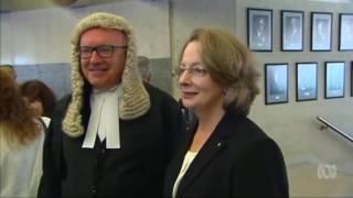 Queenslander Susan Kiefel sworn in as first female Australian Chief Justice