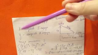 461 Алгебра 9 класс. Система уравнений. Задача