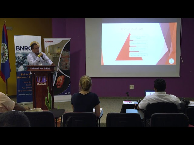 Sustainable tourism development and Socioeconomic Development in Belize by Osmond Martinez