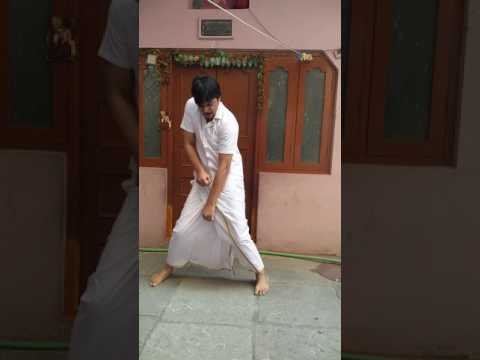Katamarayudu mera mera mesam song Dance by Abhi