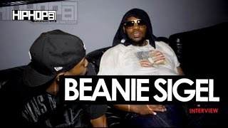 Beanie Sigel Talks Performing Next To Jay Z, Dame Dash, New Music, Touring, State Property & More