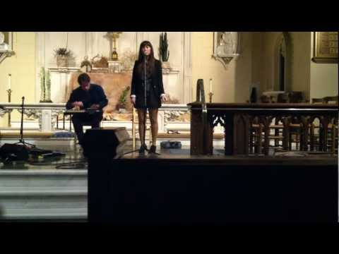 "Ghost Town Jenny - ""Natural"" live at St. Lukes Cathedral, California"