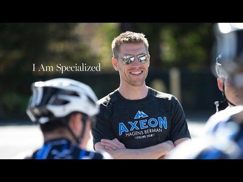 I Am Specialized: Axel Merckx
