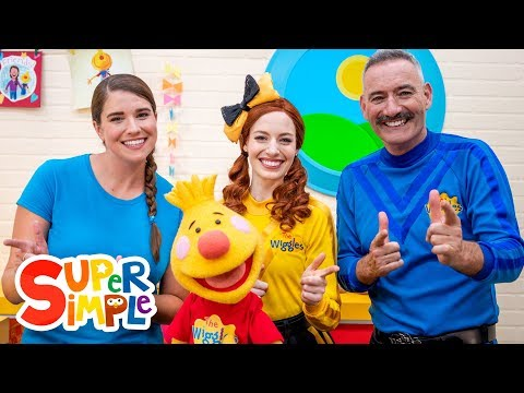 Cantec nou: Tobee Meets The Wiggles | Sing Along With Tobee | Do The Propeller
