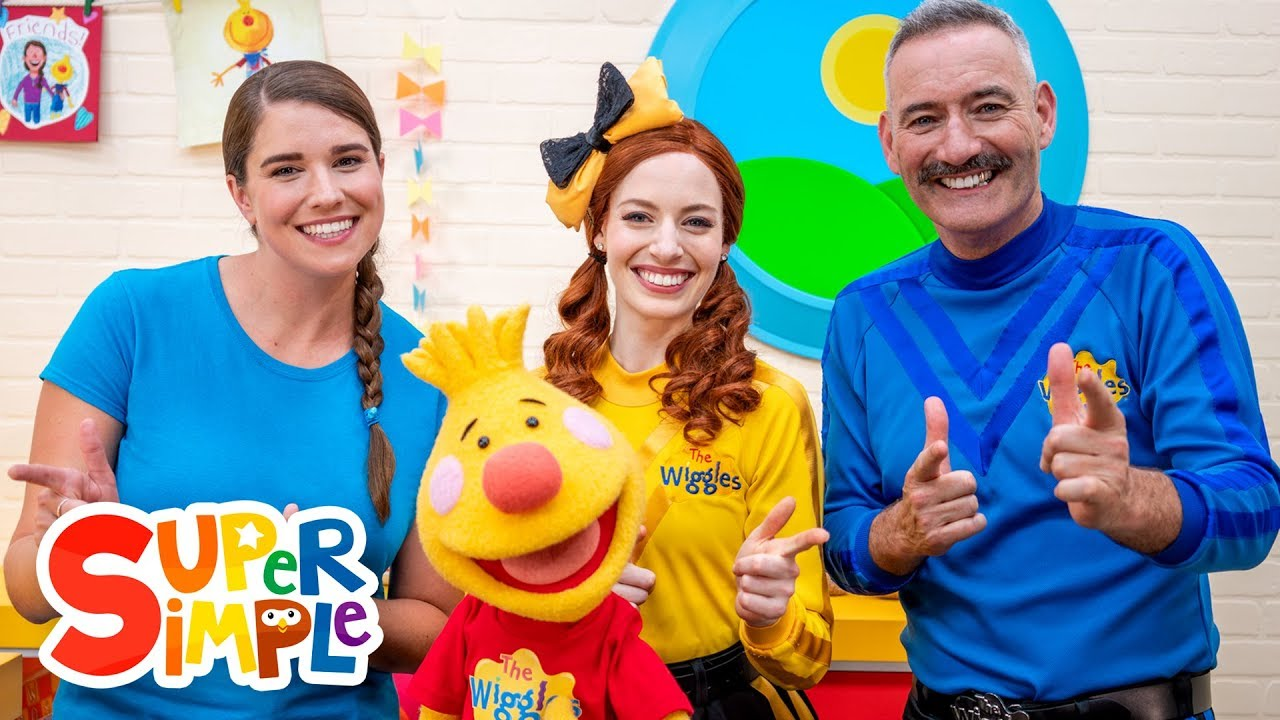 Wiggle While You Work Study Finds >> Tobee Meets The Wiggles Sing Along With Tobee Do The Propeller