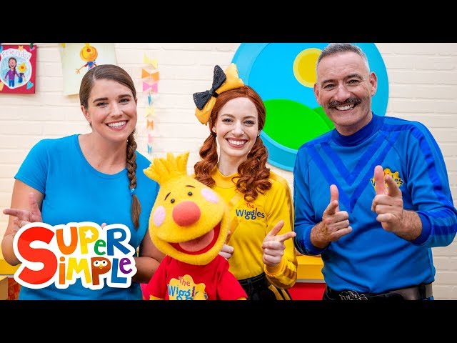 Tobee Meets The Wiggles | Sing Along With Tobee | Do The Propeller