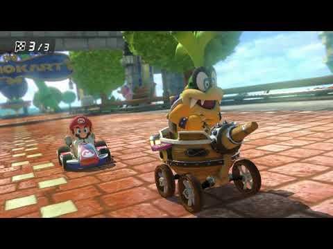 Wii U - Mario Kart 8 - Parco Acquatico