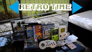 Retro Time: Flohmarkt Special