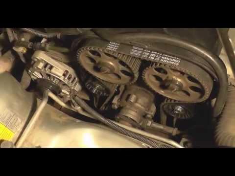 Замена ремня грм дэу нексия 16 клапанов своими руками видео