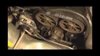 Замена роликов и ремня ГРМ на Daewoo Nexia 16v 1,5 --- 02.10.2013г.