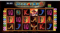 ONLINE SLOT - BOOK OF RA 6 - BONUS - CASINO GAME PLAY BIG WIN !!