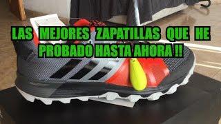 Adidas Kanadia 8.1 Trail -- LAS MEJORES ZAPATILLAS QUE HE PROBADO HASTA AHORA !!