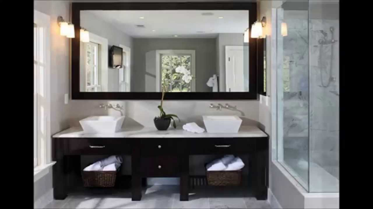 vasque de salle de bains - YouTube