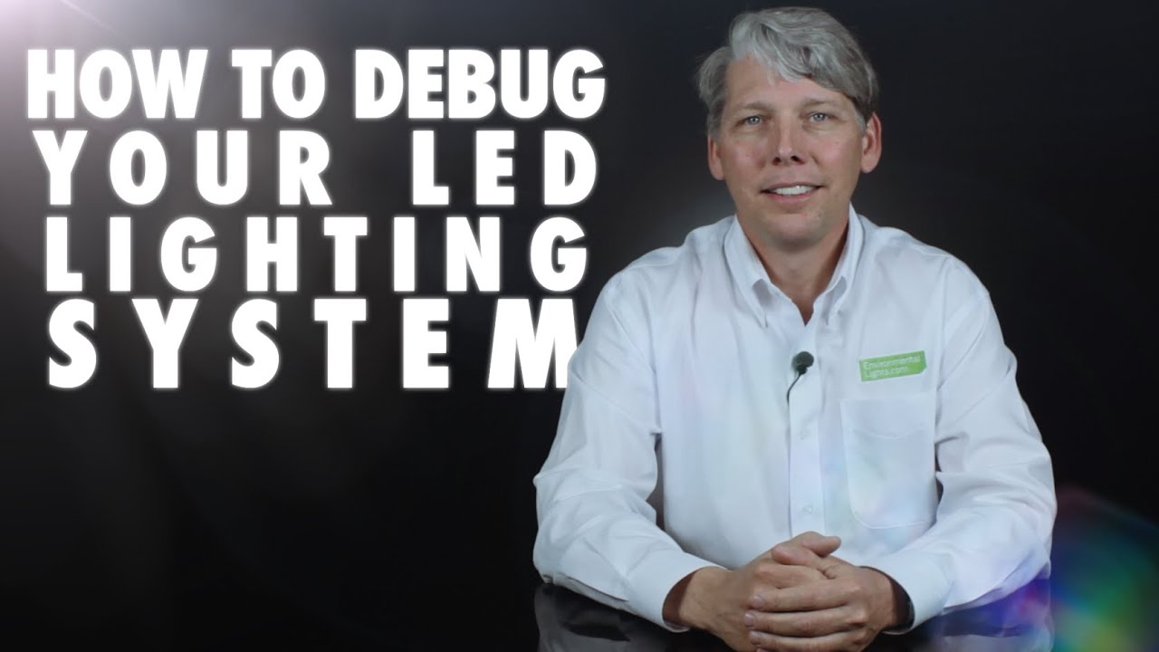 How To Troubleshoot Your Led Lighting System Youtube Simple Highpower Driver Circuit Light Flashlight Circuitedited