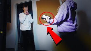 I Broke His Phone, So I Surprised Him with an iPhone 11... (emotional)