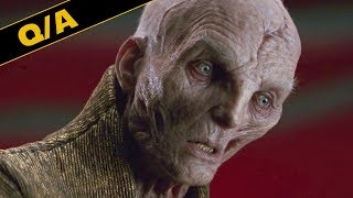 How Will Snoke's Backstory be Explored by Lucasfilm - Star Wars Explained Weekly Q&A