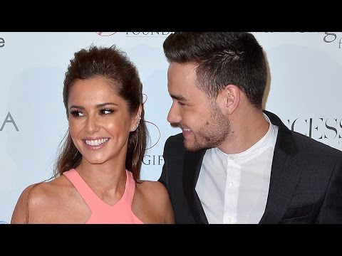 Liam Payne & Cheryl Fernandez-Versini Make Red Carpet Debut