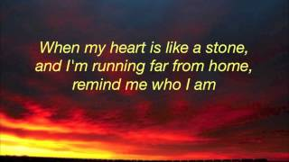 Jason Gray - Remind Me Who I Am with lyrics