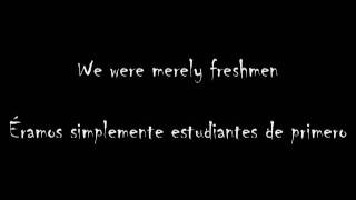 Verve Pipe - The Freshmen Lyrics letra español