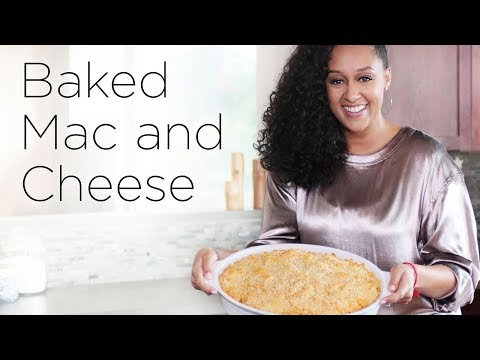 Tia Mowry's Thanksgiving Side Dish - Mac and Cheese Recipe | Quick Fix
