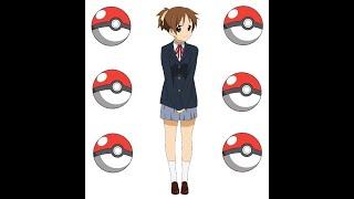 Ui's Gen 1 Pokemon Team