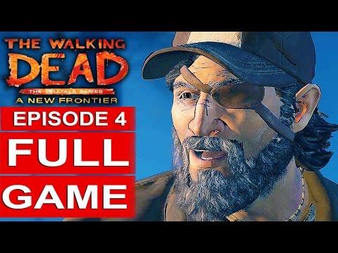 THE WALKING DEAD Season 3 EPISODE 4 Gameplay Walkthrough Part 1 1080p No Commentary
